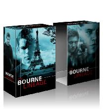 Jason Bourne - Blu-Ray Alubox